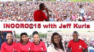 Inooro@15 with Jeff Kuria| Presenter| Top Mc