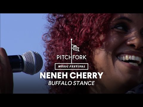 Neneh Cherry performs