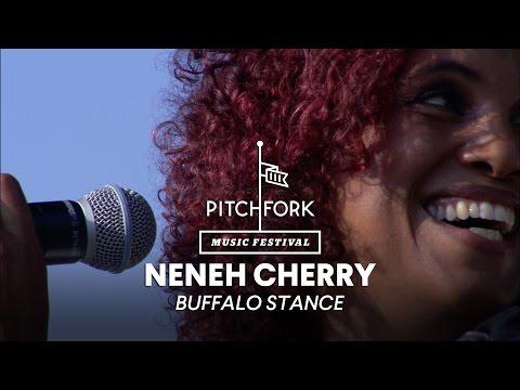 "Neneh Cherry performs ""Buffalo Stance"" - Pitchfork Music Festival 2014"