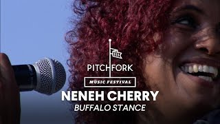 "Neneh Cherry performs ""Buffalo Stance"" - Pitchfork Music Festival 2014"