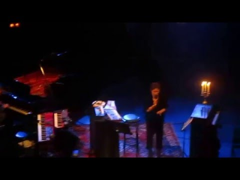 Nina Persson & Martin Hederos Lead Me Into The Night Stockholm Södra Teatern 160223 mp3