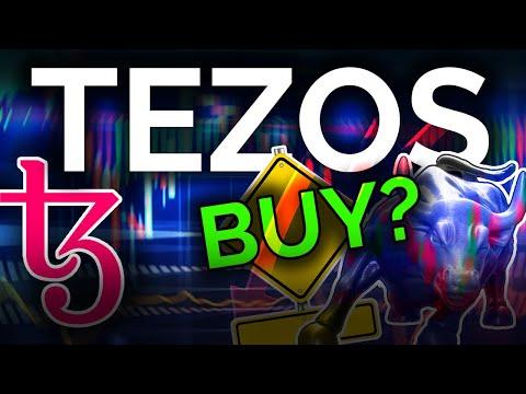 Before Buying Tezos, WATCH THIS! XTZ 2021 Target Price Prediction