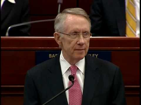 Senator Reid Addresses Joint Session Of Nevada Legislature - Full Address