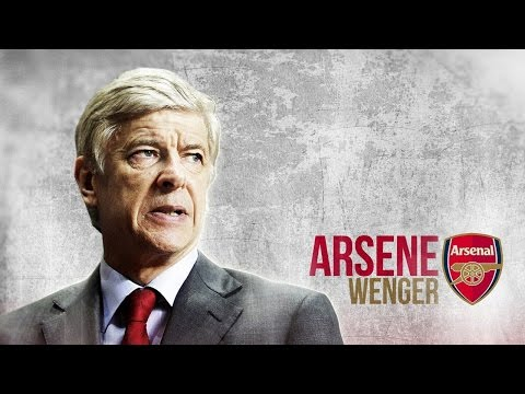 AM I REALLY WENGER OUT?!
