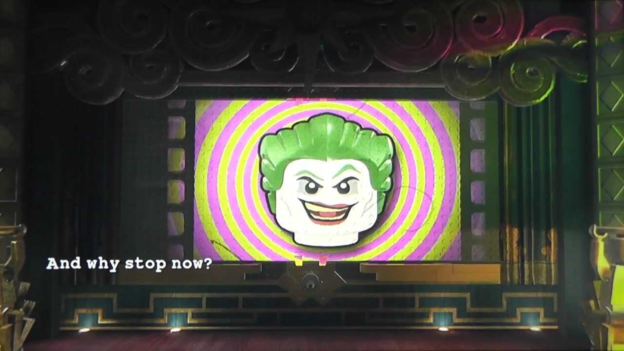 Part 1 - Level 1 - Lego Batman 2: DC Super Heroes Gameplay ...