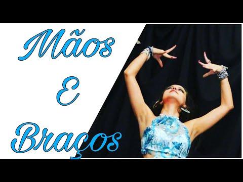 ✅ Treinando Mãos e Braços - Movimentos Alternados - Patrícia Cavalcante Dança do Ventre Online