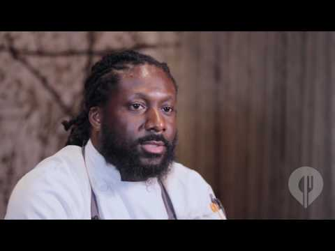 Culinary Story Chef Durrell Washington of Zentan Restaurant