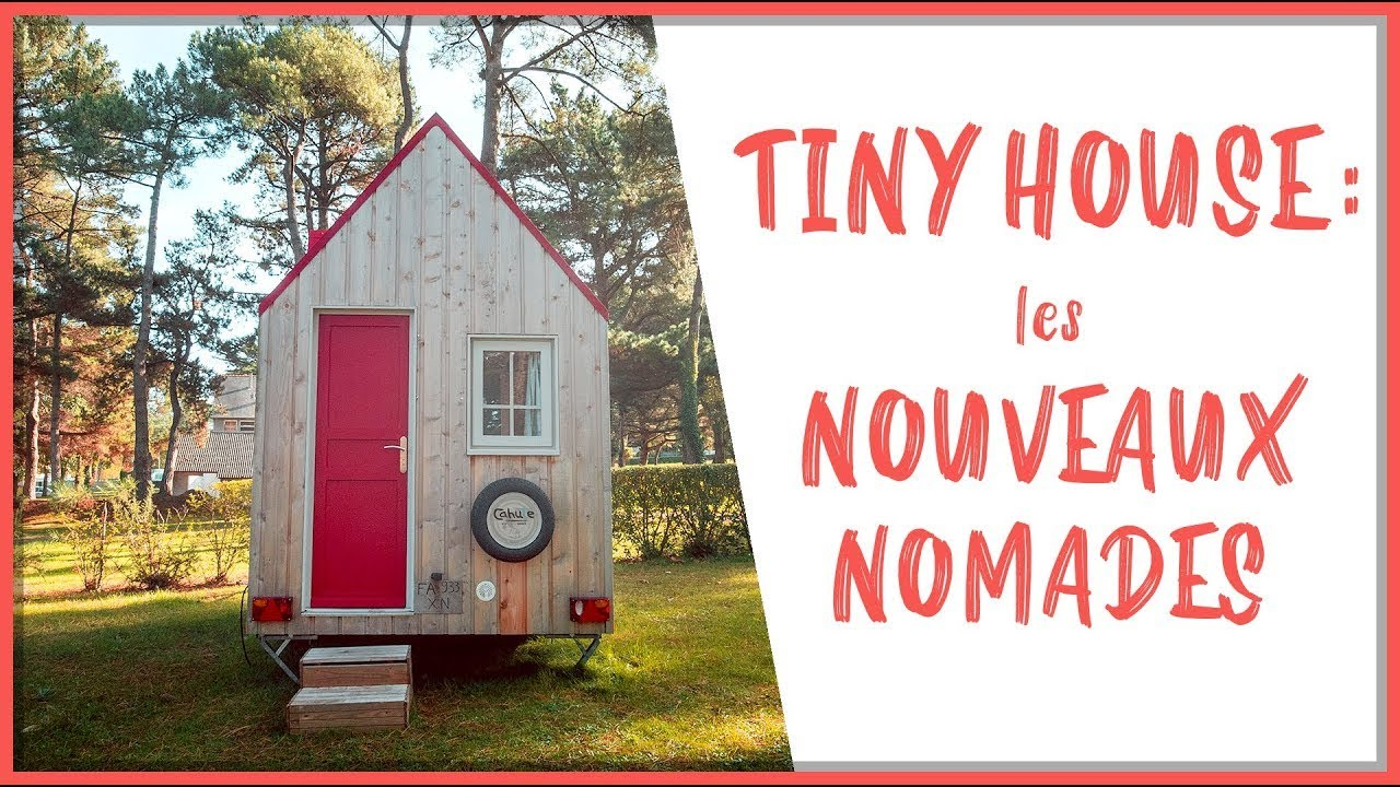 Cahute : le mouvement Tiny House en France - épisode 2/2