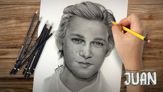 @CodySimpson Drawing By Juan Andres