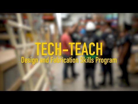Introducing The Tech-Teach Program