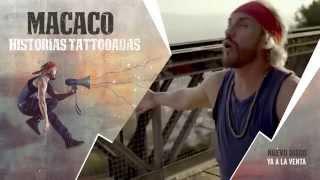 """Historias tattooadas"" de Macaco: Hazte ya con él!"