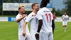 SC Cham - FC Rapperswil-Jona 2:4 (2:1)