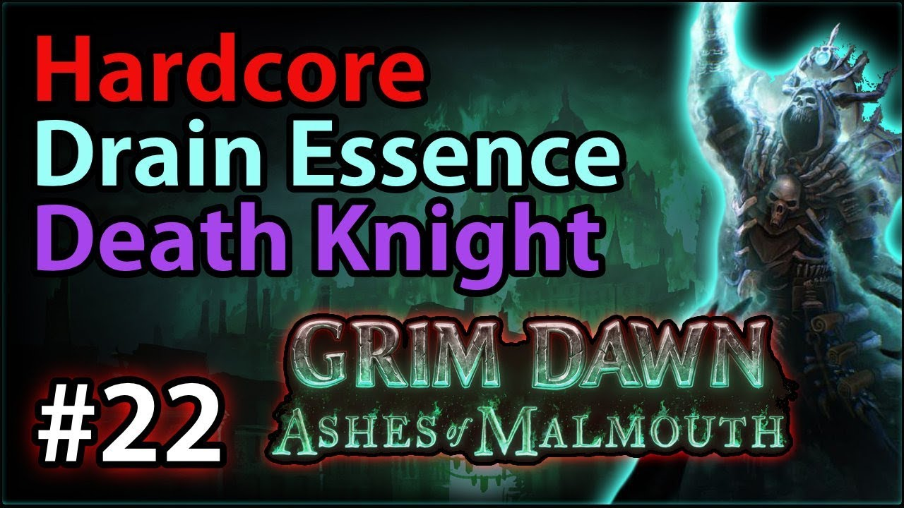 Ancient Grove & Malmouth Sewers - #22 - Hardcore Death
