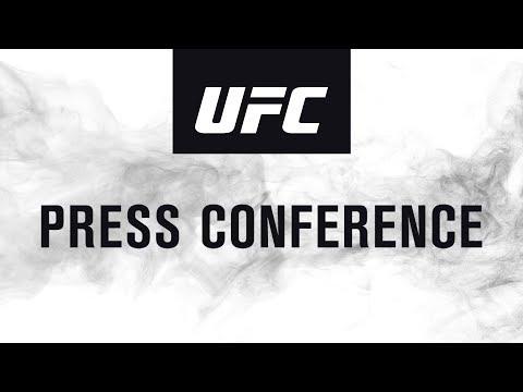 UFC 236: Seasonal Press Conference