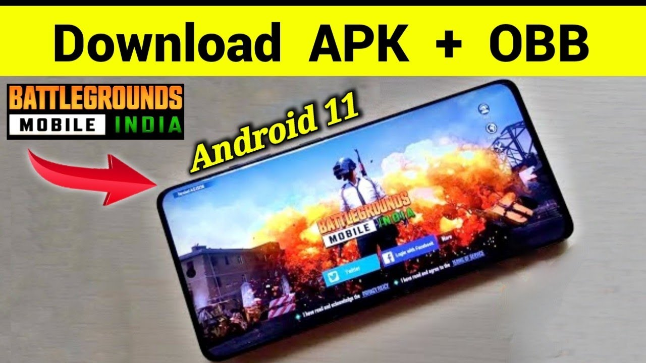 BGMI OBB problem Solve 👍👍 |  How to transfer Obb file in Android 11 | BGMI in Android 11