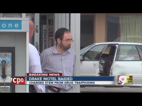 Hamilton County deputies raid Drake Motel; owner arrested