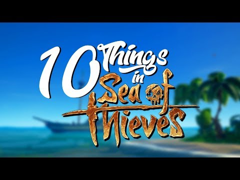 10 Things I think Sea of Thieves NEED to Survive!