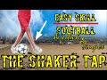 cara melewati lawan dalam sepak bola | the shaker tap tutorial