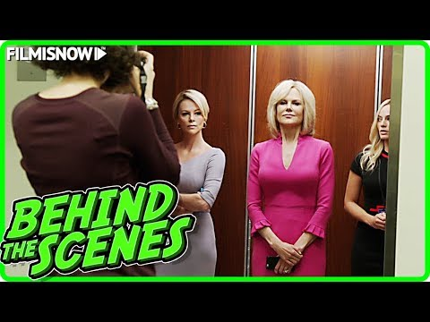 BOMBSHELL (2019) | Behind the Scenes of Movie based on Real-Life Scandal
