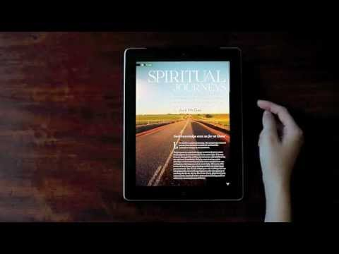 The new Aquila Style tablet magazine