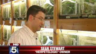Maryland Frog Farm-Sean Stewart