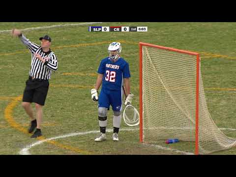 Boys Lacrosse: Spring Lake Park vs Coon Rapids 4.29.19 (Full Game)