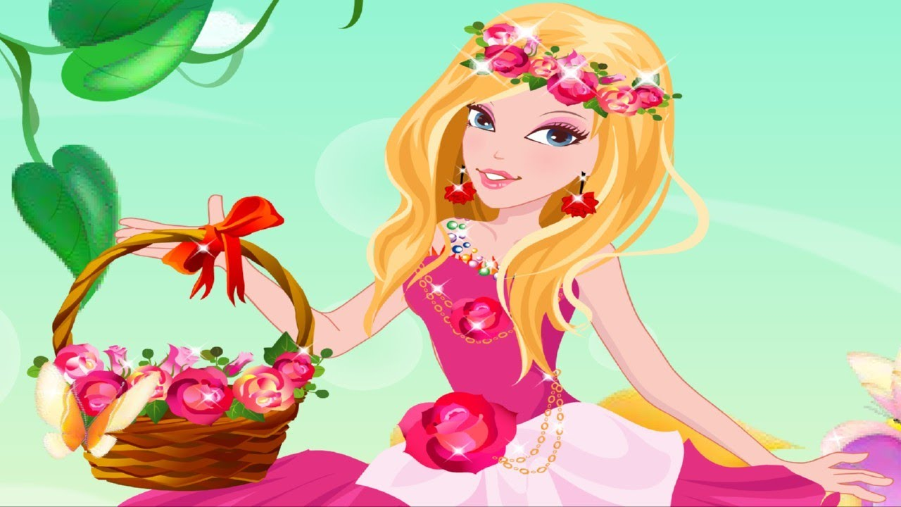 Beautiful flower princess dress up game for little kids igirlgames beautiful flower princess dress up game for little kids igirlgames youtube izmirmasajfo