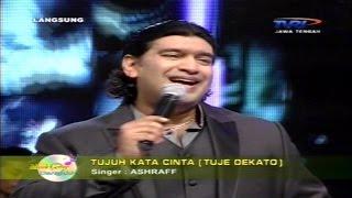 Gambar cover Ashraff - Tujuh Kata Cinta (Tujhe Dekha To)