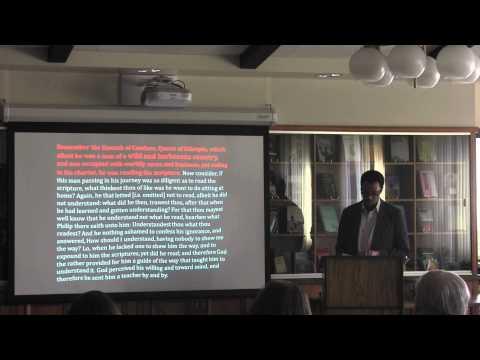"""Dr. Dennis Britton, """"White Ethiopians & Black Christians"""" (pt. 1)"""
