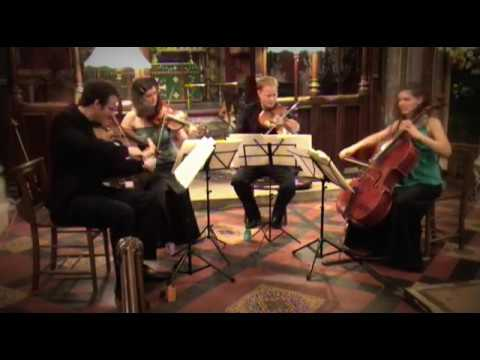 Four for Tango by Astor Piazzolla - Carducci String Quartet