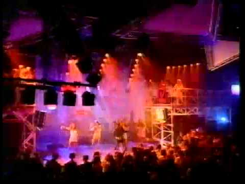 Corona - The rhythm of the night on Top Of The Pops- 1994