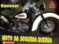 Moto Da Segunda Guerra Mundial 1940 Lokaa Demais  /Roberto Moto Filmador