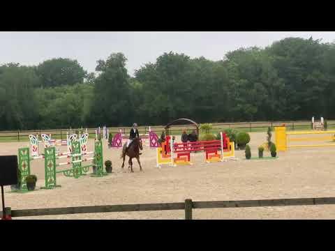 Elina de Grandry - Grand Prix 130 Deauville Saint-Gatien (6e)