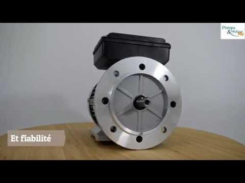 Moteur electrique 220v 3kW 3000 tr/min - B5 Découvrez ci-dessous nos vidéos de présentation du produit