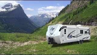 Quick Tour of The New Arctic Fox North Fork 32A Travel Trailer