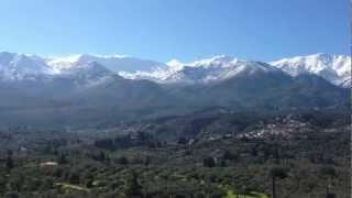 Лефка Ори-(Белые Горы).Греция-Крит