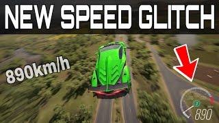 Driving 890km/h !!! | Forza Horizon 3 | Insane NEW Topspeed Glitch!!