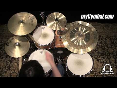 "Used Bosphorus 11"" Traditional Series Splash Cymbal (UT11S-1040314H)"