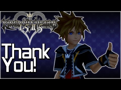 Why Kingdom Hearts 1.5 + 2.5 for PS4 is Fantastic