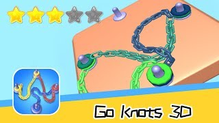 Go Knots 3D - Yasin Yuce - Walkthrough You're going knots! Recommend index three stars