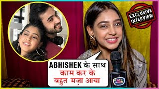 Niti Taylor Shares Her Experience On Working With Abhishek Verma EXCLUSIVE Interview