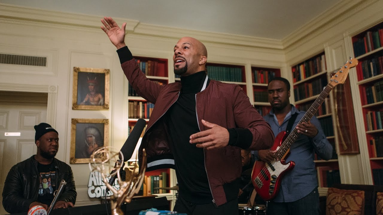 Download Common At The White House: NPR Music Tiny Desk Concert