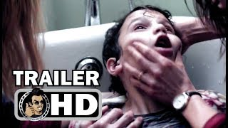 SLUMBER Official Trailer (2017) Maggie Q Horror Movie HD