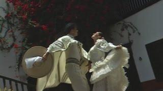 Культурного наследия Перу. Перу национальный танец(Marinera это танец пары, необыкновенной красоты, который представляет универсального субъекта: ухаживания..., 2010-06-20T17:47:45.000Z)