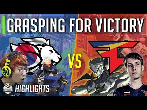 Selfless vs FaZe Clan - The Rise of Carpe   $100K Overwatch Contenders Tournament Esports Highlights
