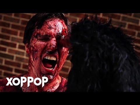 Воронья рука - Забавный короткометражный фильм ужасов | Русские субтитры | Хоррор