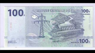 franc congolais AUDIO