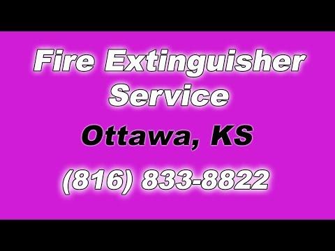 Fire Extinguisher Service Ottawa KS