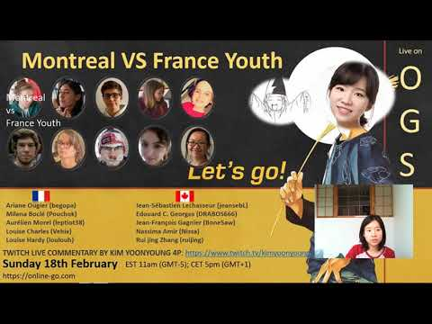 Montreal vs France Youth