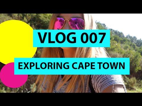 VLOG 007 - CAPE TOWN